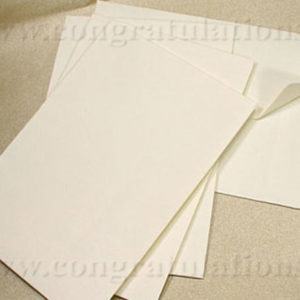Milano, Textured Envelopes