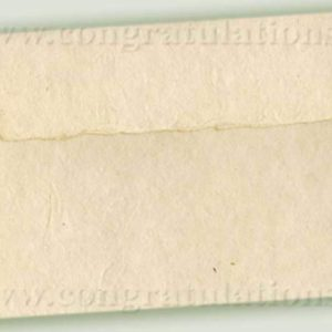 Indian Cotton Envelopes